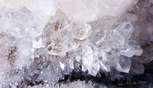 The Secret Power of Crystals