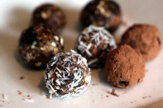 Buddha Snack Balls