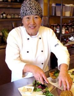 Chef Tomoko Kominami