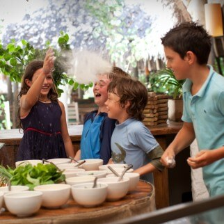 Science-based Principles for Kids Eating Healthy