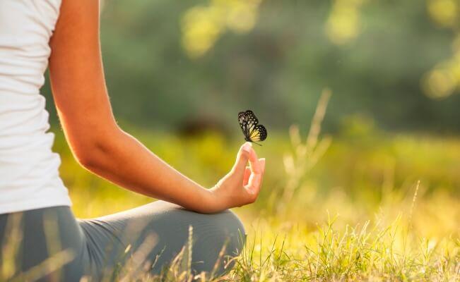 The Secret Power of Yoga Mudras