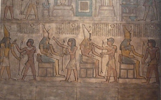 Ancient Egyptians: Not Only Pyramid-Builders, But Also Yogis