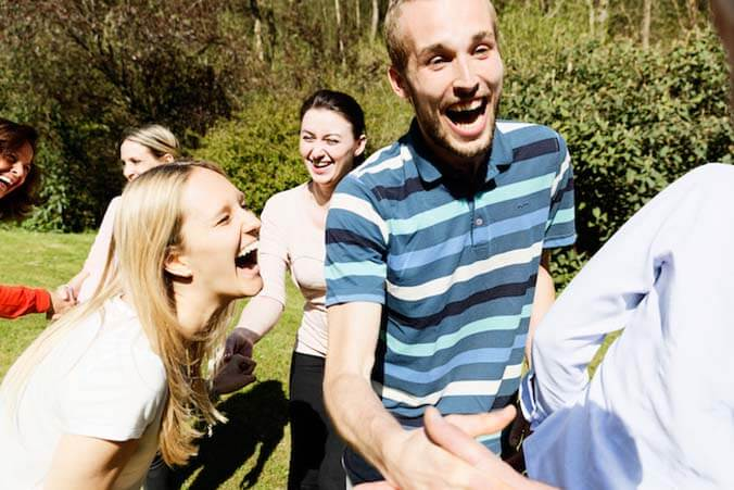 16 Reasons Why Laughter is Good for You