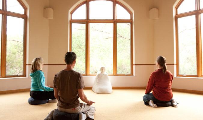 Taking a Mindful Meditation Class