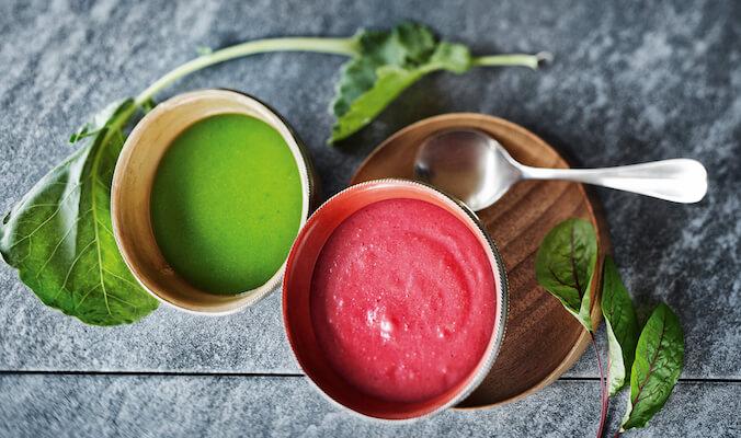 Ayurvedic Green Soup