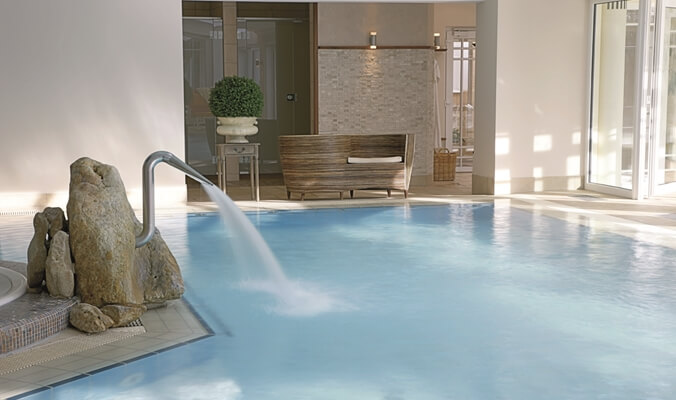 The Healing Effects of Thermal Water