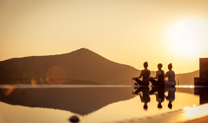 Healing the Mind: Yoga and Meditation