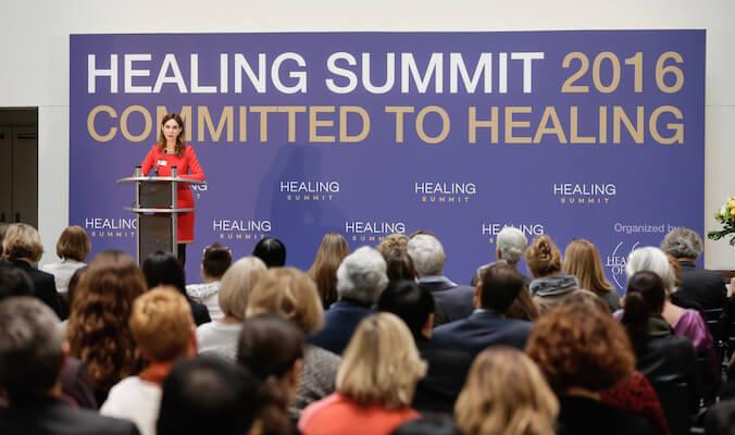 Building a Global Healing Community