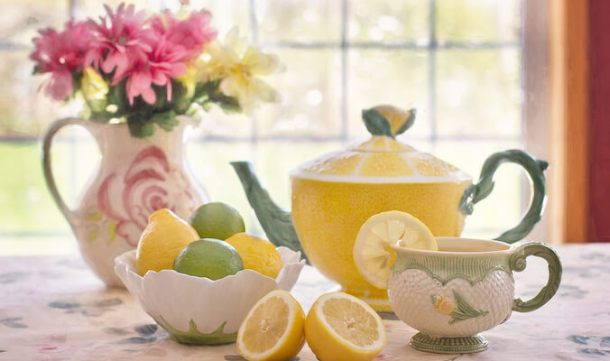 This is Why You Should Drink Lemon Water