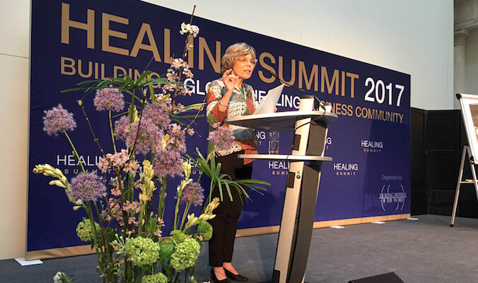 I Was at The HEALING SUMMIT 2017