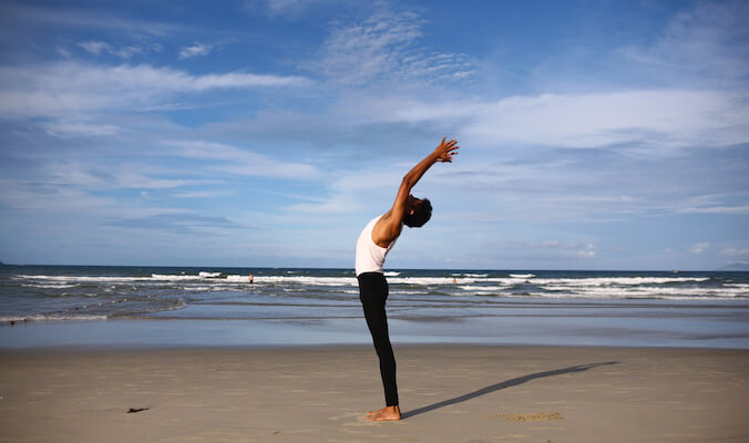 Five Elements in Yoga - a Dharmic Perspective