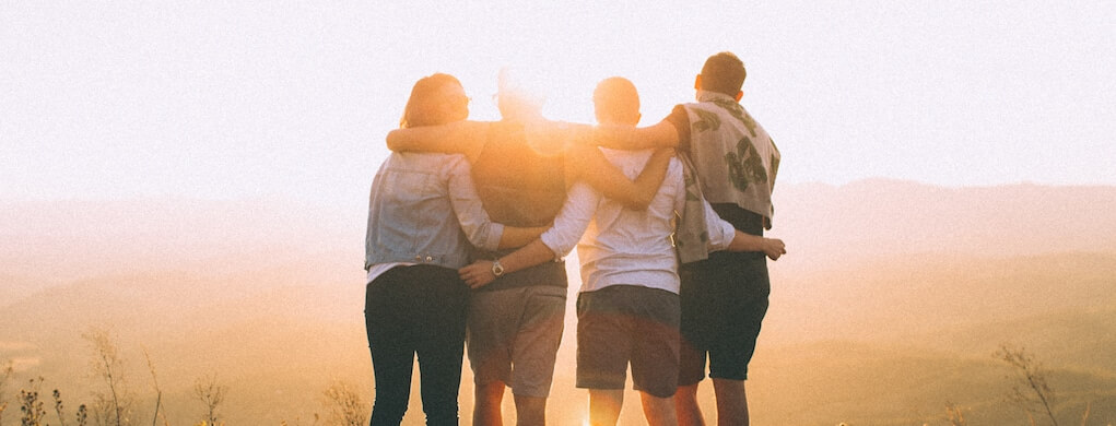 The Healing Power of Peer Support