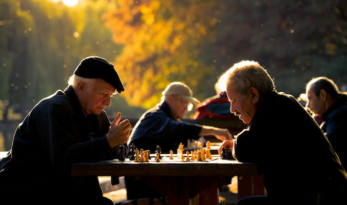 How To Keep Your Memory Sharp With Age