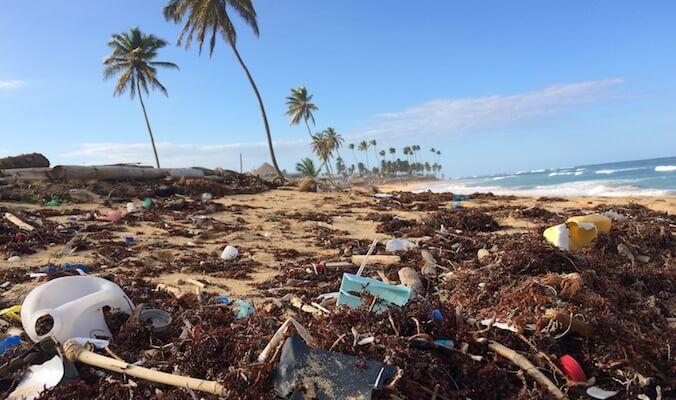 Plastic Ocean Pollution Concerns us All