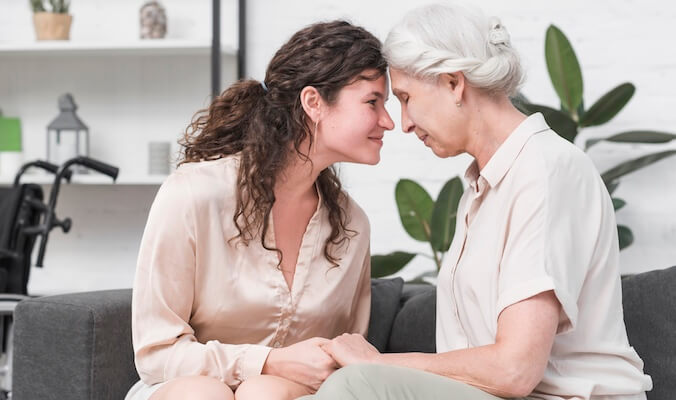 Taking Care of a Loved One with Alzheimer's