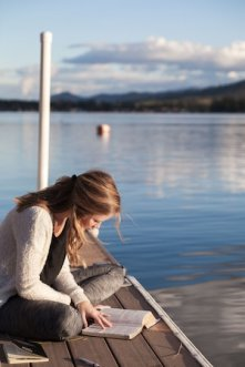 reading as creative therapy