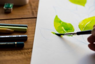 drawing as art therapy