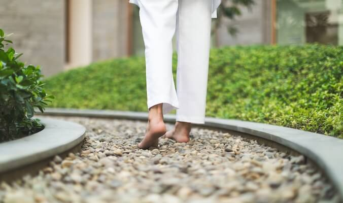Earthing: the Benefits of Walking Barefoot