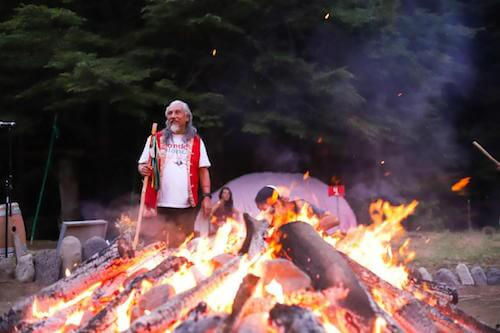 fire ceremonies in shamanism