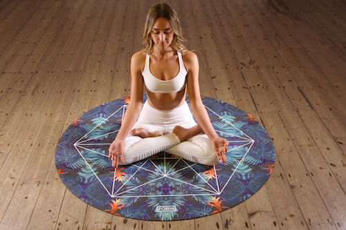 prepare for your yoga routine