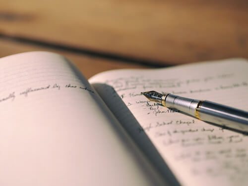 journaling to increase intuition