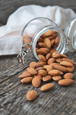 nuts for healthy skin