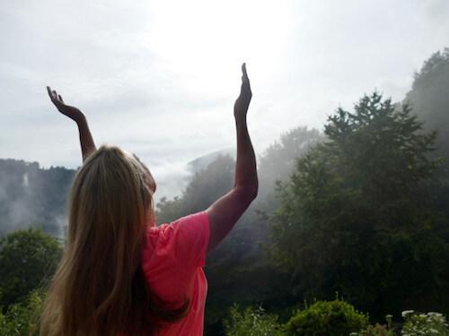 healing travel