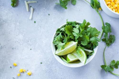anti-aging foods parsley