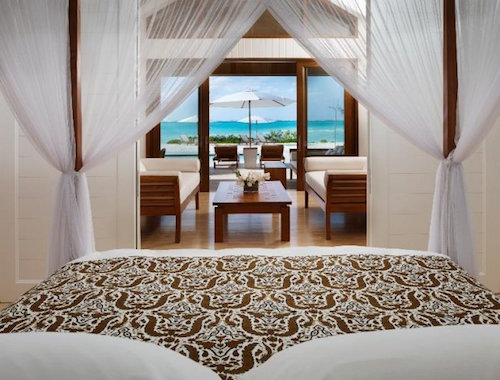 Parrot Cay Room