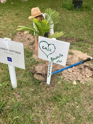 Earth Rituals at Parrot Cay