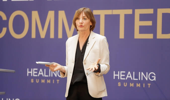 Podcast: Anne Biging on The Momentum for Healing