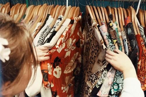 Sustainable Wardrobe shopping