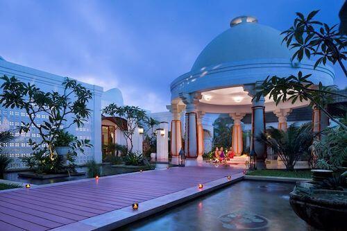 wellness retreats at Taj Hotels