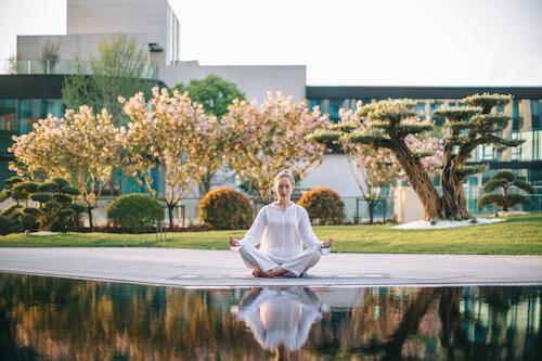 Spiritual healing holiday at Anandi, a healing hotel