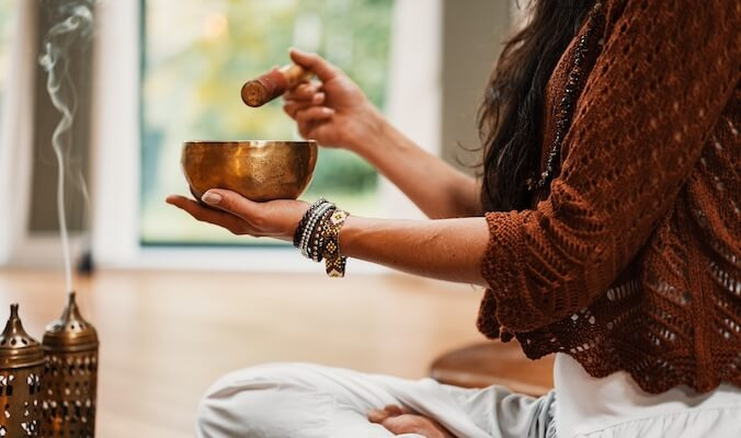 How Meditation Can Help You Through The COVID-19 Stress