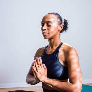 meditation to combat stress