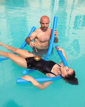physiotherapy in thermal water